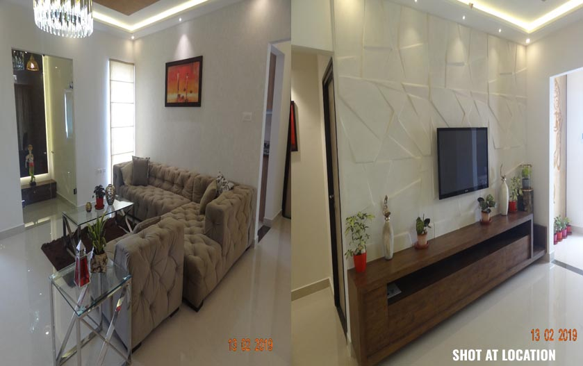 PREMIUM FLAT 1804- FURNISHED FOR CUSTOMER VIEW