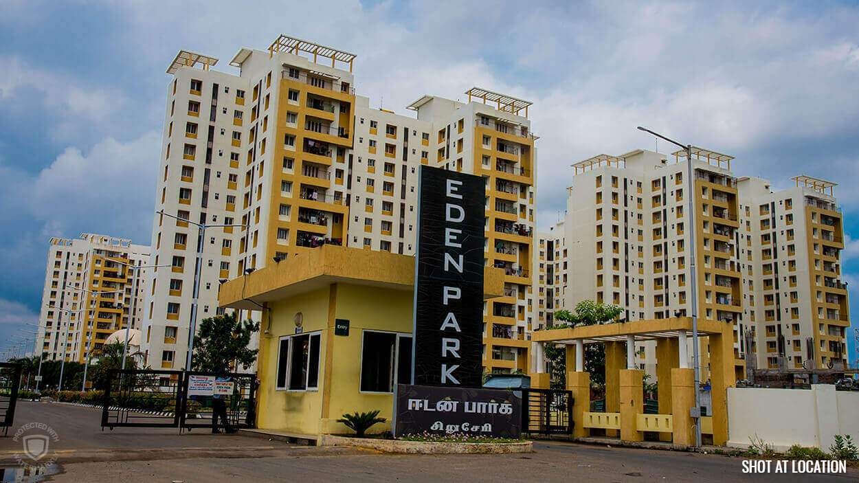 gated community apartments in chennai