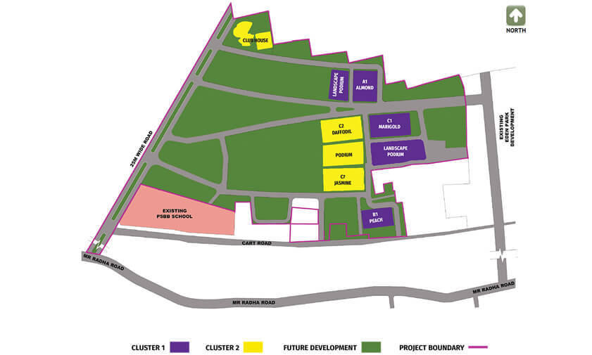 Edenpark Integrated Township Plan
